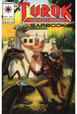 Turok, Dinosaur Hunter Yearbook #1