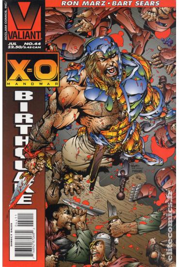 X-O Manowar #44
