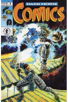 Dark Horse Comics #4