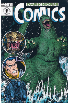 Dark Horse Comics #11