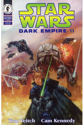 Star Wars: Dark Empire II #1