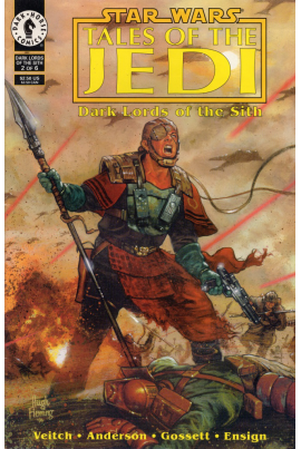 Star Wars: Tales of the Jedi - Dark Lords of the Sith #2