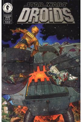 Star Wars: Droids #6