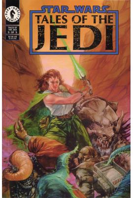 Star Wars: Tales of the Jedi #5