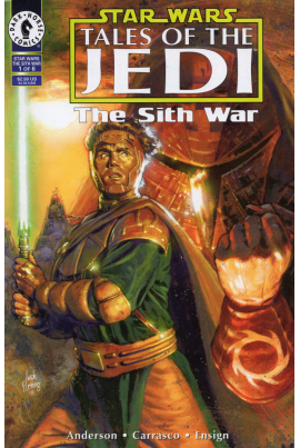 Star Wars: Tales of the Jedi - The Sith War #1