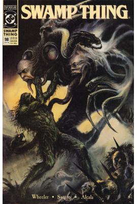 Swamp Thing #98