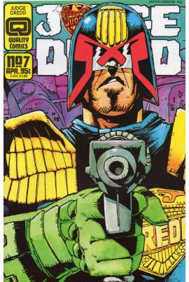 Judge Dredd #7