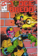 Judge Dredd #18 [UK issue]