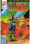 Judge Dredd #24 [UK issue]