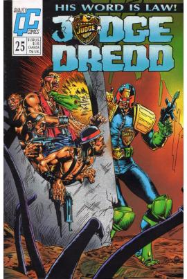 Judge Dredd #25