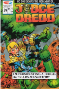 Judge Dredd #39