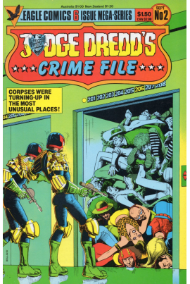 Judge Dredd's Crime File #2