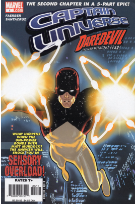 Captain Universe / Daredevil