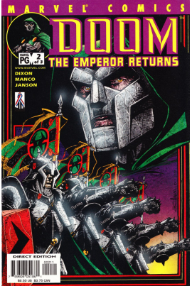 Doom: The Emperor Returns #2