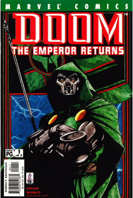 Doom: The Emperor Returns #1