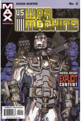 U.S. War Machine #2