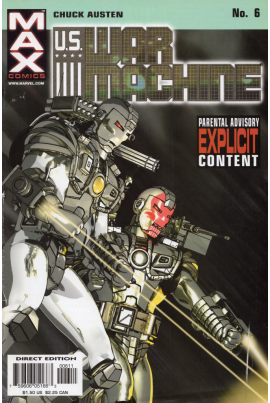 U.S. War Machine #6