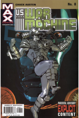U.S. War Machine #8