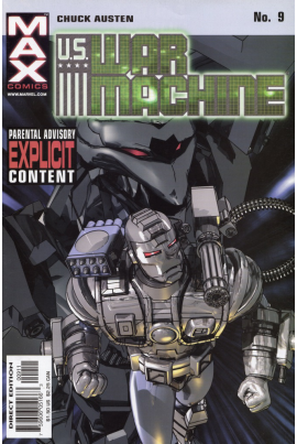 U.S. War Machine #9