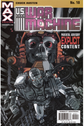 U.S. War Machine #10