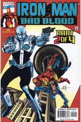 Iron Man: Bad Blood #2