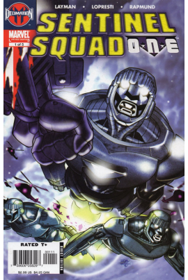 Sentinel Squad ONE #1