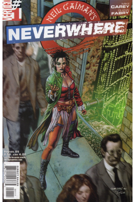 Neil Gaiman's Neverwhere #1