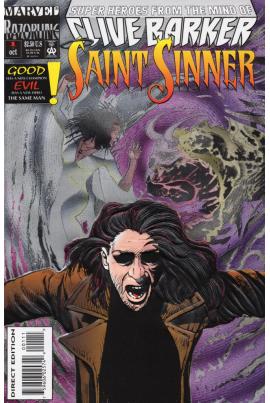 Saint Sinner #1