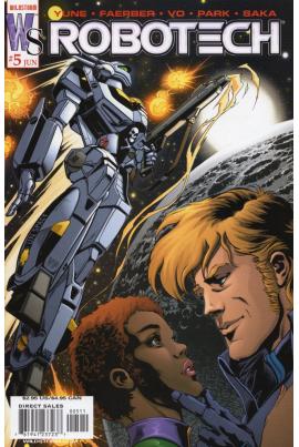 Robotech #5