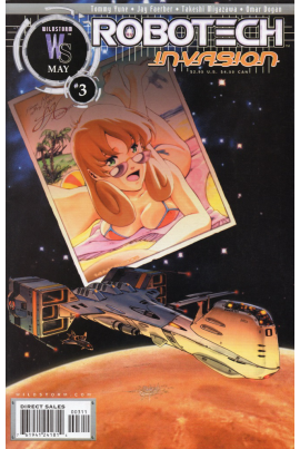 Robotech: Invasion #3