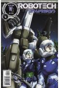 Robotech: Invasion #4
