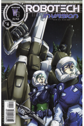 Robotech: Invasion #4